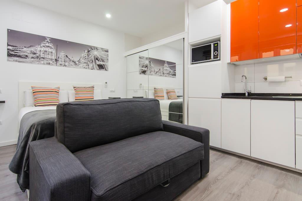 Habitación/Bedroom