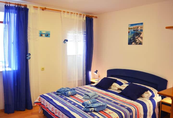 Blue Central Suite