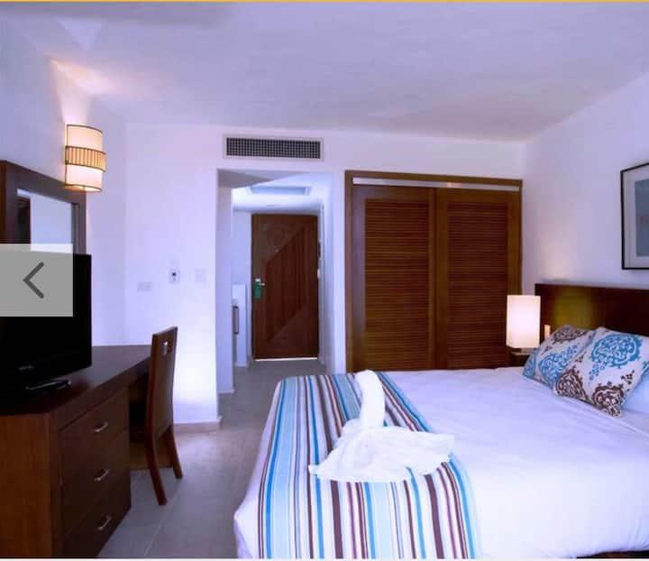 Habitación en Amhsa Grand Paradise, playa dorada