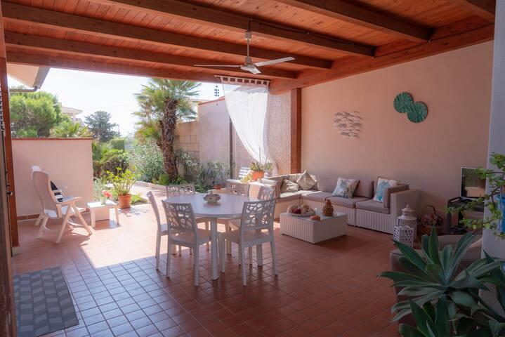 Appartamento in Villa a 50 mt dal mare