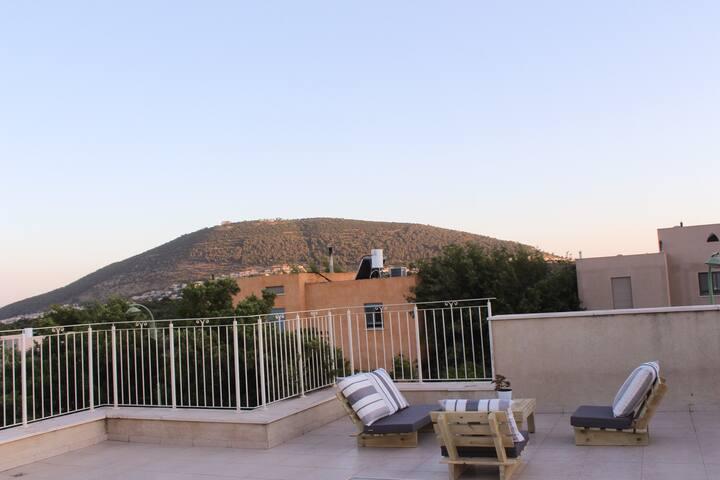 Beit Keshet בית עם נוף