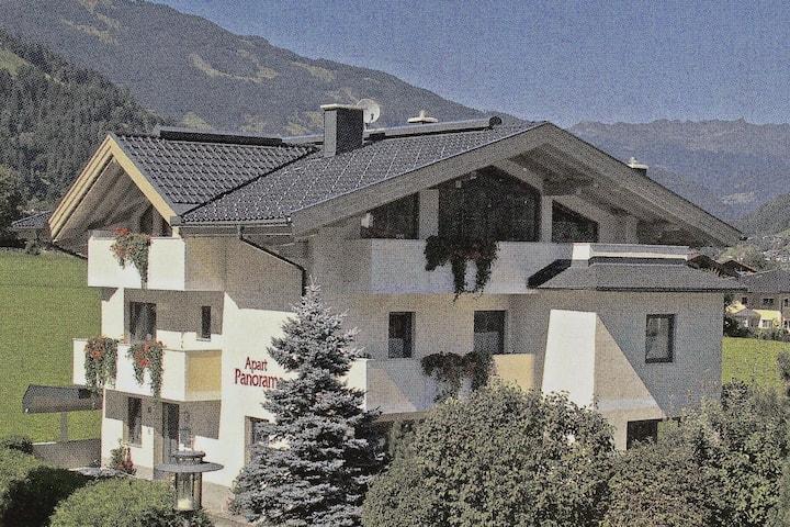 Inviting Apartment near Ski Area in Schwendau