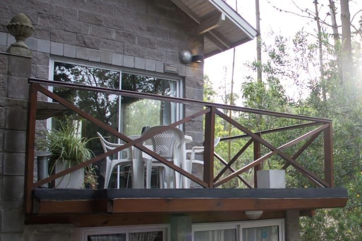 Loft en el Bosque - Lateral