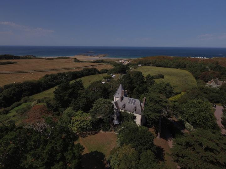 B&B chateau des Tertres cap Frehel, Plevenon