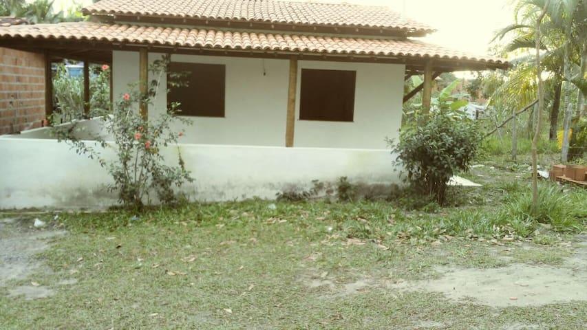 Casa Inteira na Praia de Algodões (TikalReveillon)