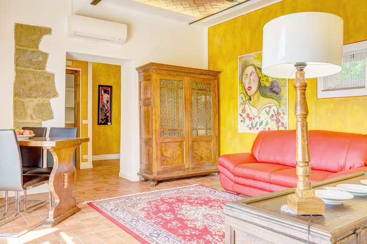 Ebe Apartments - L'Agoraio - Pieve Vecchia - Huoneisto