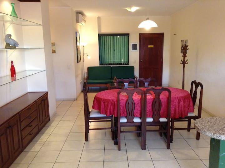 Apartamento familiar (110 m2) cap.  4 personas