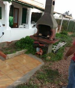 Habitacion doble en casa de campo - Huis