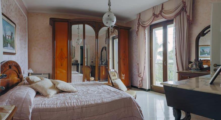 Camera matrimoniale bagno privato - Quadrivio - Bed & Breakfast