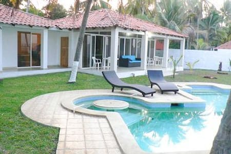 VistaBella Beach House, Playa Amatecampo