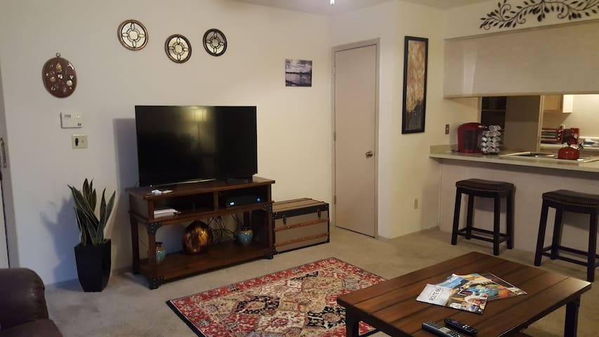 Easy access apartment
