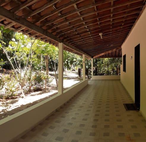 Casa Família -Ponta de Mangue/Maragogi