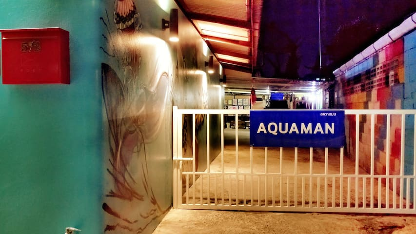 Aquaman @ Chalong Pier r.1