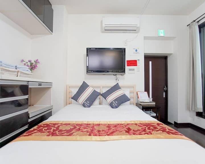 【501】 - 5F Namba station cozy  room