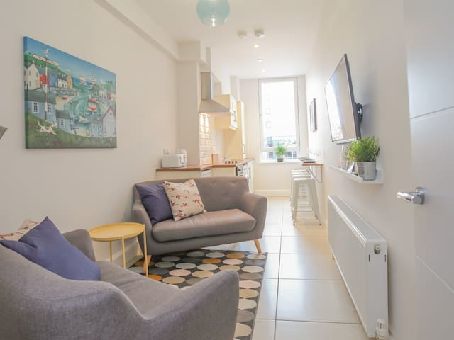 Modern 2 bed Belfast apartment in great location.