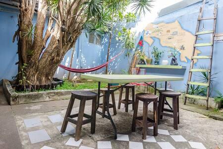 Cozy hostel & guesthouse - San Pedro