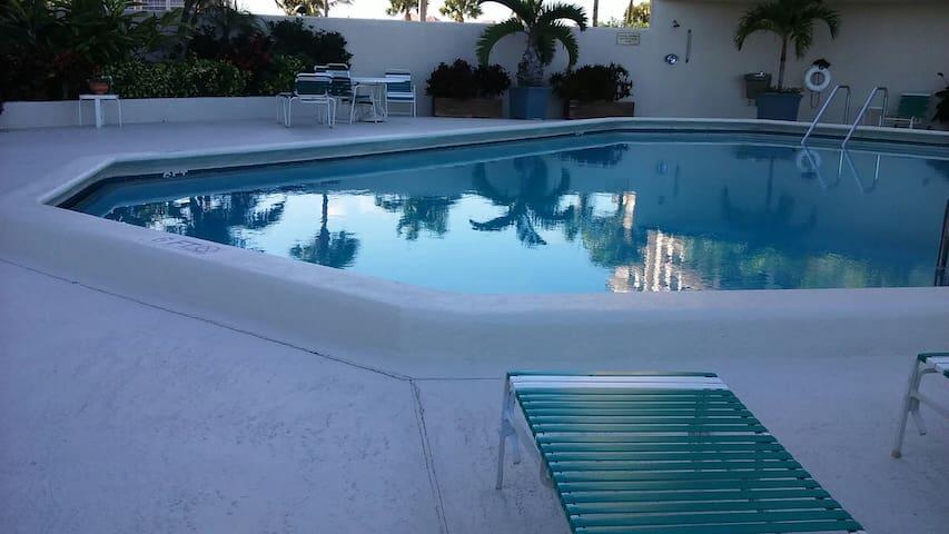 Palm Beach Florida room.