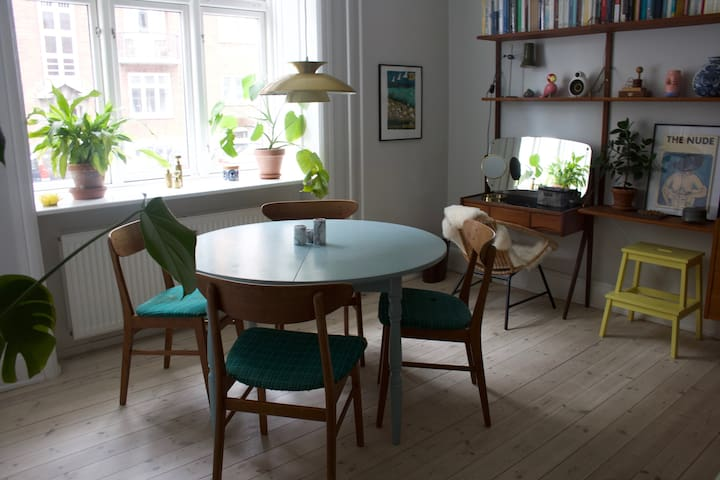 Charming room for rent at Vesterbro