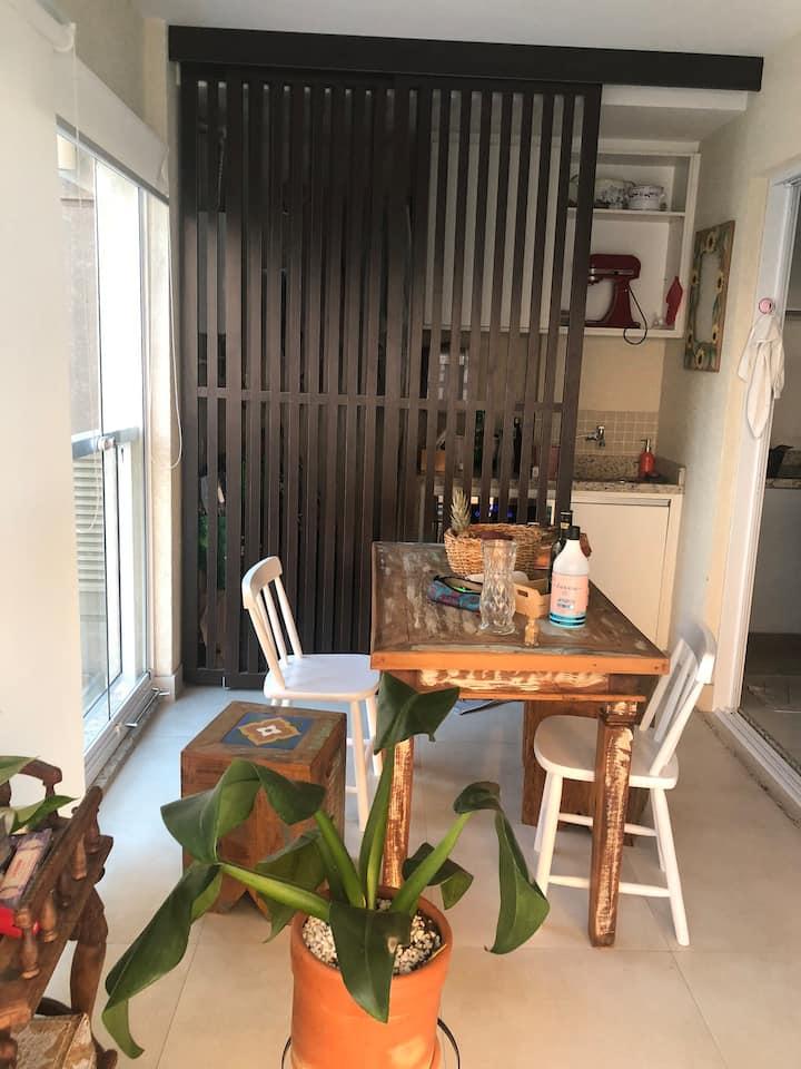 Apartamento aconchegante prox ao aero de Congonhas
