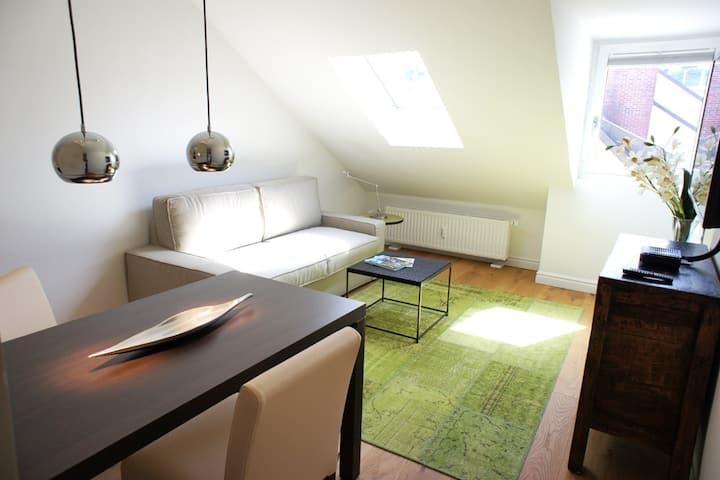 Stylische 2-Zimmer-Wohnung, Altstadt, beste Lage