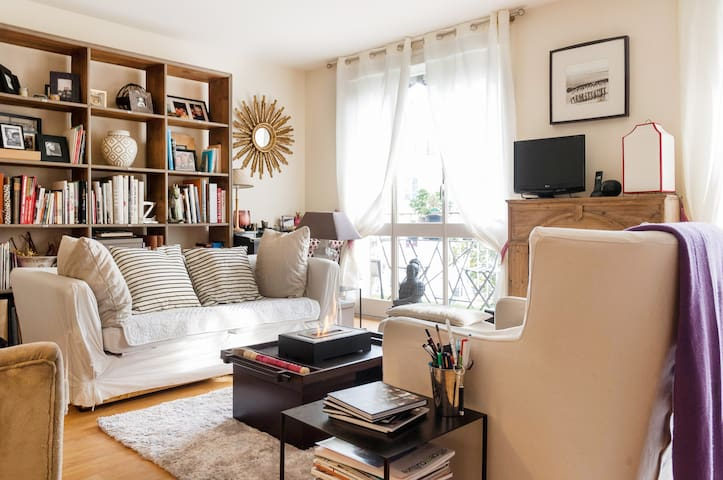 Appartement 80 m2, cosy & chic - Meudon - Apartment