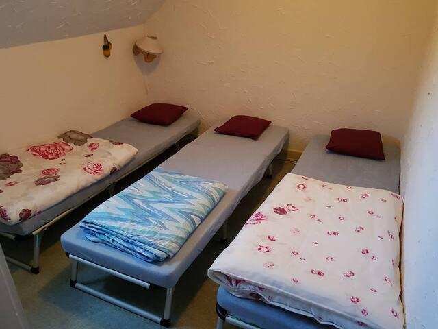 room nr.3 near watterfall