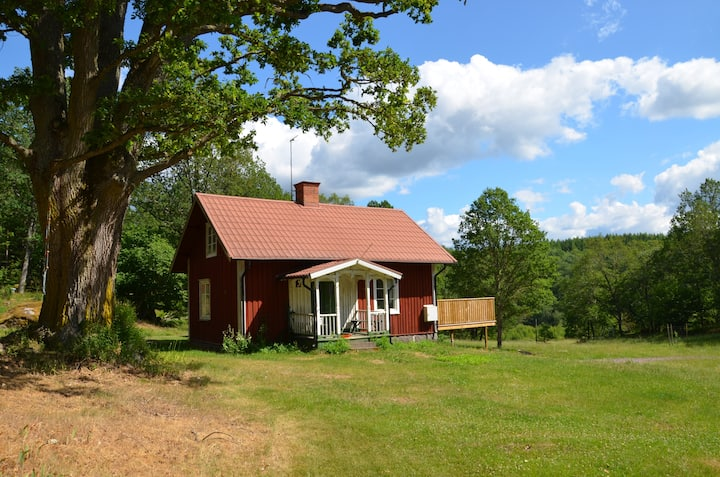 Country side guesthouse for 2-6 people.