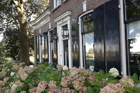 B&B Johannesberg Botter - Oldebroek