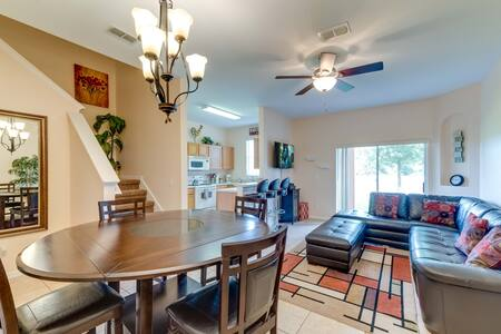 4 Bed Upgraded home Regal Palms Resort (510CL*)