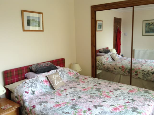 Cosy  home,comfortable double room + DIY breakfast