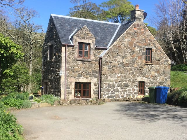 The Mill, Uig, Isle of Skye - Uig - House