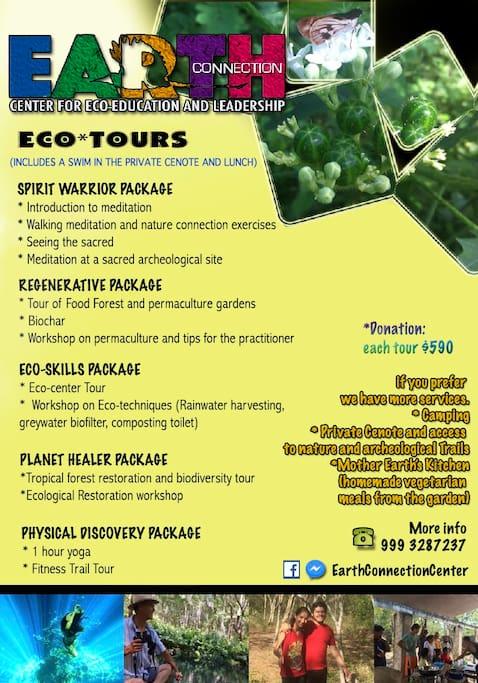 Ecotours - English