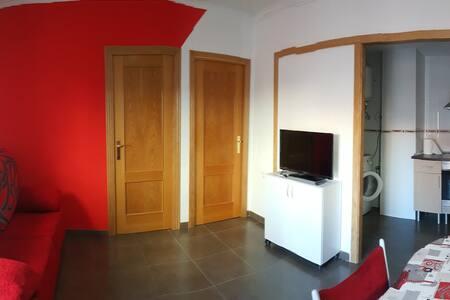 Piso acogedor, Grao Gandia - Gandia - 公寓