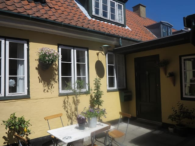 Old town Dragør, near beach, shopping & Copenhagen
