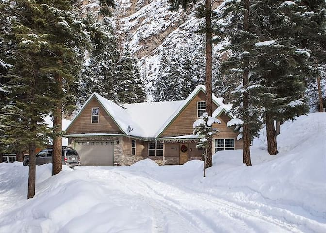 Luxury Home - Walk to Downtown - Ouray - Casa