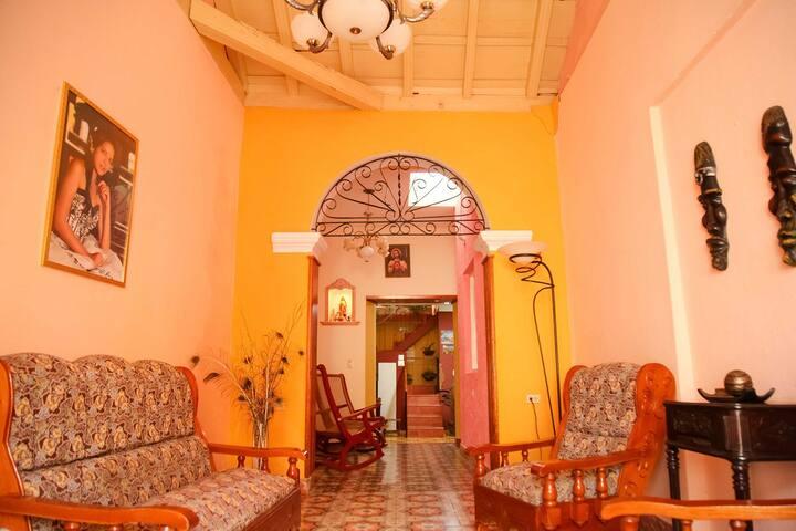 HOSTAL LA ZOYLA, Habitación 2, Trinidad Cuba