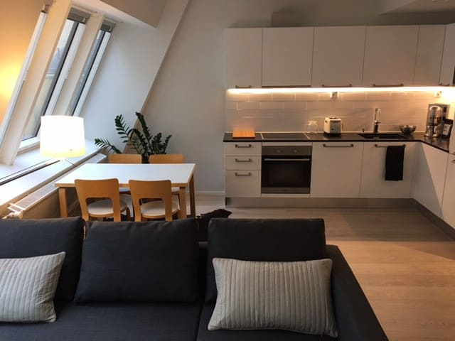 BRAND NEW apartment - BEST LOCATION in Helsinki