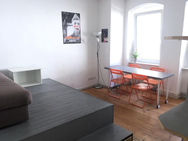 Cosy studio in trendy Prenzlauer Berg