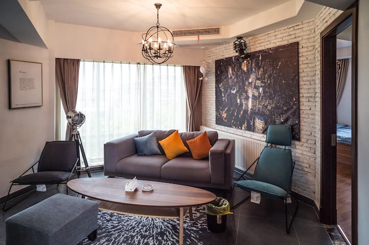 Nice Apartment in Central Yangzhou - 扬州 - Appartement