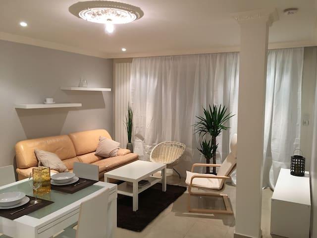 Nice apartment 20min from Paris