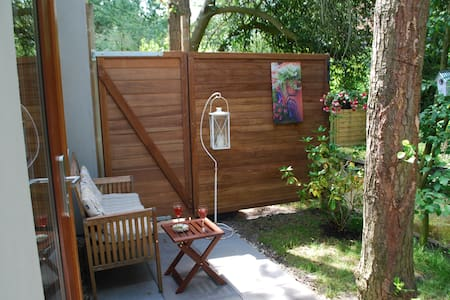 PRIVATE garden STUDIO / Villa free parking - Amsterdam - Villa