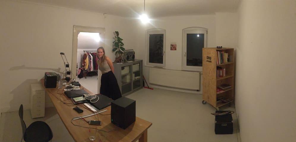Cozy Designer Room in the middle of Stuttgart