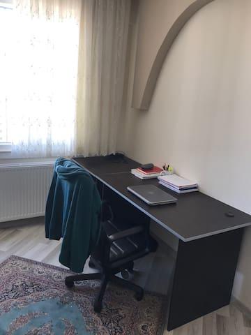 Mersin'de eşsiz bir tatil - Yenişehir - Apartamento