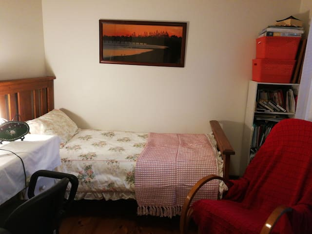 warm private single room in UPWEY
