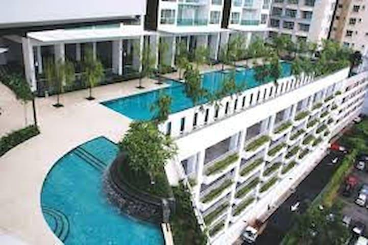 SS Loft KL SENTRAL - 2nd Room - Kuala Lumpur