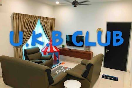 U.K.B CLUB (Super Host near Adventure Water Park)