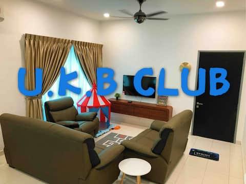 U.K.B CLUB (Super Host near Adventure Water Park)