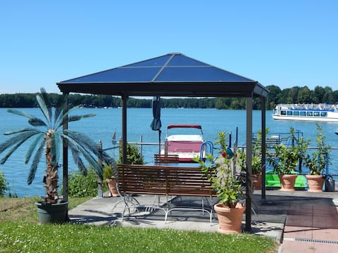 Ferienwohnung Sea Lounge direkt am See