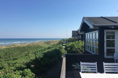 Lækkert Sommerhus på stranden - Grenaa