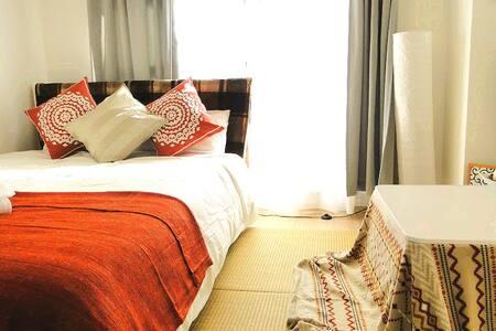 难波心斋桥舒适公寓,shinimamiya comfortabal apartment55 - Naniwa Ward, Osaka